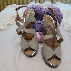 """ALFANI """" PELLAE"""" wedge sandals"""